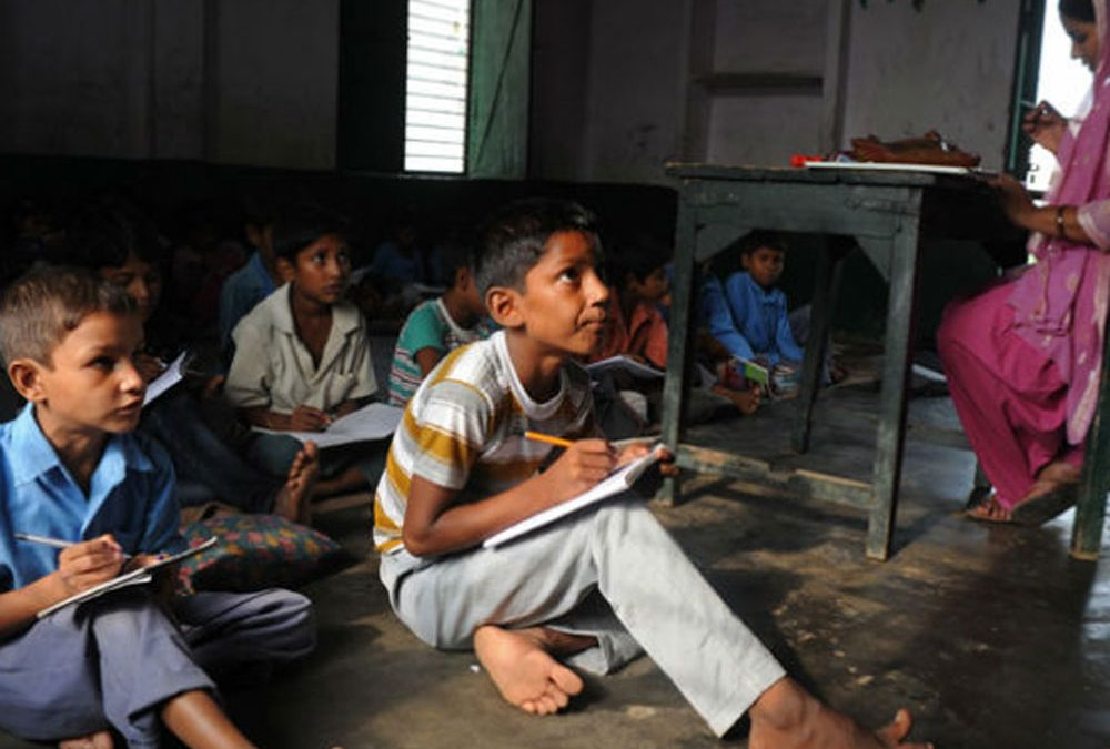 Global leaders raises USD 11 mn to improve quality of education in India